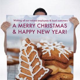 Graceway IGA Christmas Poster
